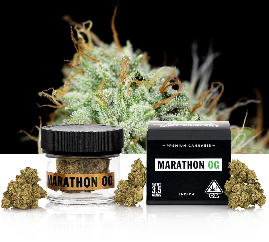 COMPLETE GUIDE TO BUYING THE CURE COMPANY WEED AT CITY COMPASSIONATE CAREGIVERS